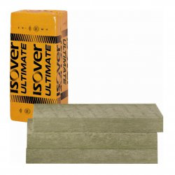 Isover - Ultimate U TPN 34 U TECH Slab MT 3.1 mineral wool slab
