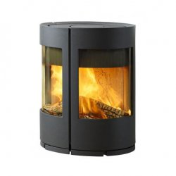 Morso - 6670 wall fireplace stove