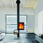 Focus - GRAPPUS gas fireplace