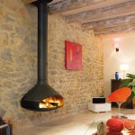 Focus - PAXFOCUS wood fireplace