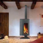 Focus - STOFOCUS 2 wood fireplace