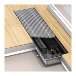 Purmo - trench heater with Aquilo F1T 90 fan